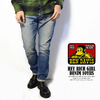 BEN DAVIS HEY RICH GIRL DENIM 10YRS BDW-572DA画像