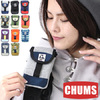 CHUMS Mobile Patched Case Sweat Nylon CH60-2364画像