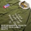 Buzz Rickson's × PEANUTS SNOOPY TOUR JACKET BR13779画像