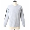 SATURDAYS SURF NYC Saturdays Bar L/S L/S T-Shirts M21729PT18画像