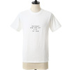 SATURDAYS SURF NYC Established USA T-Shirts M21729PT05画像