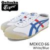 Onitsuka Tiger MEXICO 66 White/Blue DL408-0146画像