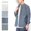 RINEN #38001 StandCollar Shirtsl画像