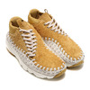 NIKE AIR FOOTSCAPE WOVEN CHUKKA QS FLT GOLD/LT OREWOOD BRN-SUMMIT WHITE 913929-700画像