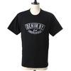 DENIM BY VANQUISH & FRAGMENT print crew neck T-shirt1 VFC1058画像