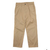 DENIM BY VANQUISH & FRAGMENT wide chino pants VFP1063画像