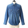 Wrangler ROUGH COWBOY 27MW WESTERN SHIRTS -Mid Used- WM1725-336画像