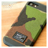 ROOT CO. GRAVITY Military Edition Shock Resist Fabric Case. for iPhone 7 10-4321画像