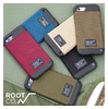 ROOT CO. Gravity Shock Resist Fabric Case. for iPhone 7 10-4320画像