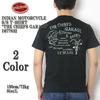 "INDIAN MOTORCYCLE S/S T-SHIRT ""THE CHIEFS GARAGE"" IM77632画像"