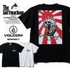 SOFTMACHINE × VOLCOM MOHAWK-T(T-SHIRTS)画像