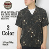 """STAR OF HOLLYWOOD S/S OPEN SHIRT """"ATOMIC SPIDER WEB"""" SH37594画像"""