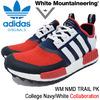 adidas Originals × White Mountaineering WM NMD TRAIL PK College Navy/White BA7519画像