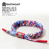 RASTACLAT SHOELACE BRACELET -E-TRAIN-画像