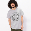 MERIDIAN LINE FAVORITE PLANET TRIBLEND T-SHIRT画像