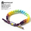 RASTACLAT SHOELACE BRACELET -AFTER GLOW-画像