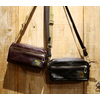 RAINBOW COUNTRY LEATHER SHOULDER POUCH RCL-60017画像