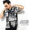 FUCT SSDD RENTAL ART ALOHA SHIRT 48203画像