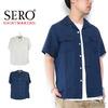 SERO OpenCollar Shirts SR71LR623M画像