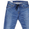 Ron Herman × SURT × BIG JOHN Paint Jog Denim Jeans INDIGO画像