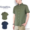 Gymphlex #J-0937 KLS Linen ButtonDown Shirts画像