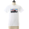 patagonia M's '73 Logo Cotton/Poly T-Shirt 39061画像