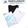 Russell Athletic 2 piece Pack Tee -White×Navy-画像