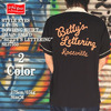 """STYLE EYES RAYON BOWLING SHIRT CHAIN EMB'D """"BETTY'S LETTERING"""" SE37553画像"""