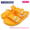 BIRKENSTOCK ARIZONA EVA Scuba Yellow Ladys GE1003511画像