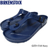 BIRKENSTOCK GIZEH EVA Navy GE128211画像