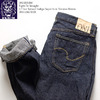 ONI DENIM Tight Fit Straight 12.5oz Natural Indigo Super Low Tension Denim ONI-536LWZR画像