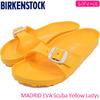 BIRKENSTOCK MADRID EVA Scuba Yellow Ladys GE1003516画像
