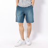 MANASTASH DENIM BAGGY SHORTS 7176021画像