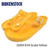 BIRKENSTOCK GIZEH EVA Scuba Yellow GE1003525画像