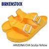 BIRKENSTOCK ARIZONA EVA Scuba Yellow GE1003510画像