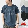 Mountain Equipment Cotton Tee - snow ridge 423766画像