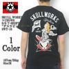 """SKULL WORKS × CROW S/S T-SHIRT """"デスラビットガール"""" SWT-16画像"""