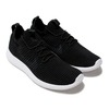NIKE W ROSHE TWO FLYKNIT V2 BLACK/ANTHRACITE-BLACK-WHITE 917688-001画像
