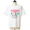 HYSTERIC GLAMOUR EVERYDAY IS A VACATION pt T-SHIRTS 2172CT13画像