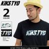 KIKS TYO Wave Logo S/S Tee KT1703SPT-T02画像