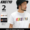 KIKS TYO Master Logo S/S Tee KT1703SPT-T01画像
