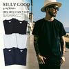 SILLY GOOD CREW NECK 2PACK T-SHIRT S1G3-PTE01画像