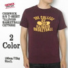 "CHESWICK S/S T-SHIRT ""ILLINOIS BASKETBALL"" CH77650H画像"