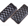 TOYS McCOY LEATHER QUILTED LONG WALLET TMA1715画像