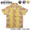 HOUSTON ALOHA SHIRT (UKULELE) 40274画像