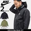NIKE AS M NSW JKT AIR MAX WVN BLACK/BLACK/(WHITE) 861599-010画像