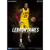 ENTERBAY 1/9 ENTERBAY 1/9 SCALE MOTION MASTERPIECE COLLECTIBLE FIGURE NBA COLLETION LEBRON JAMES MM-1205 467942画像