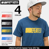 UNDEFEATED Speed Tone S/S Tee 5900909画像