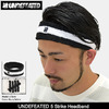 UNDEFEATED 5 Strike Headband 538212画像