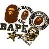 A BATHING APE 1ST CAMO A BATHING APE STICKER SET 1D80-182-040画像